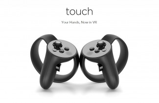 oculus touch apple marketing