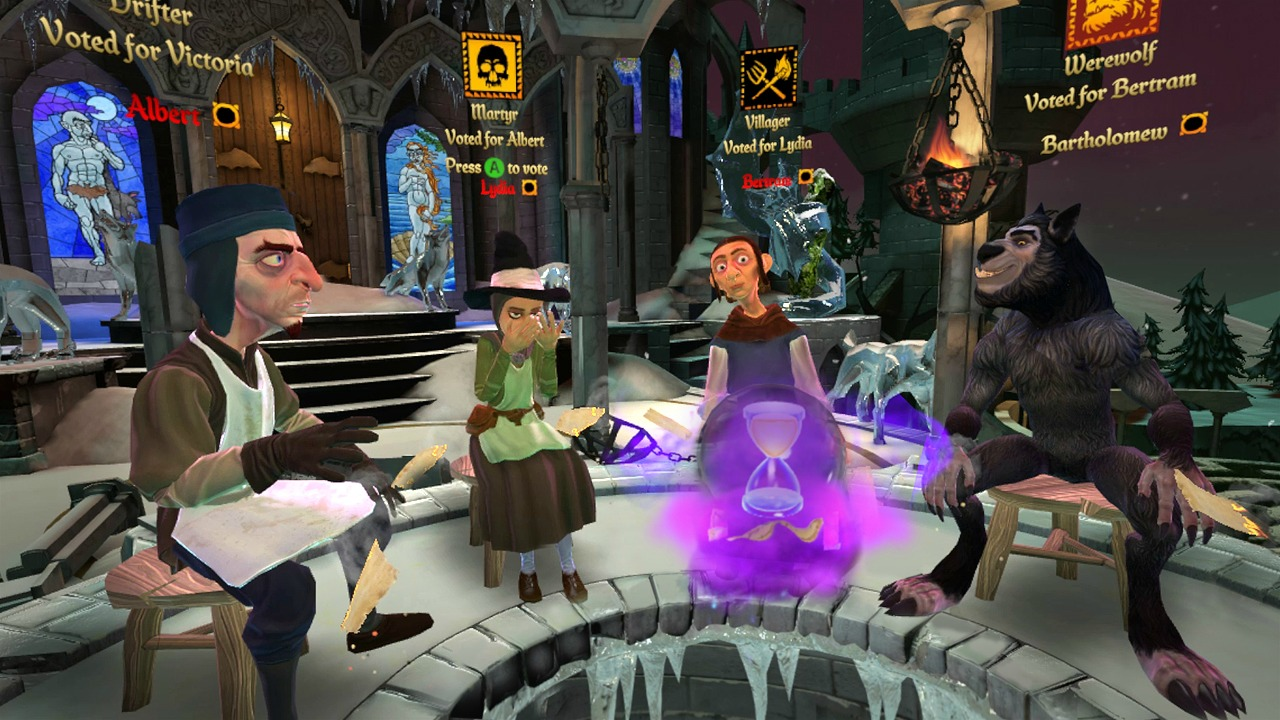 Hands-on: Ubisoft's First Social VR Game 'Werewolves Within
