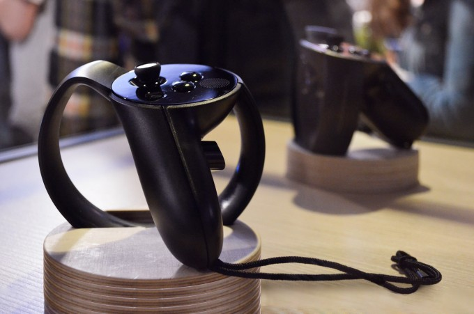 Oculus Touch 2016 Prototype Brings Refinements to an Already