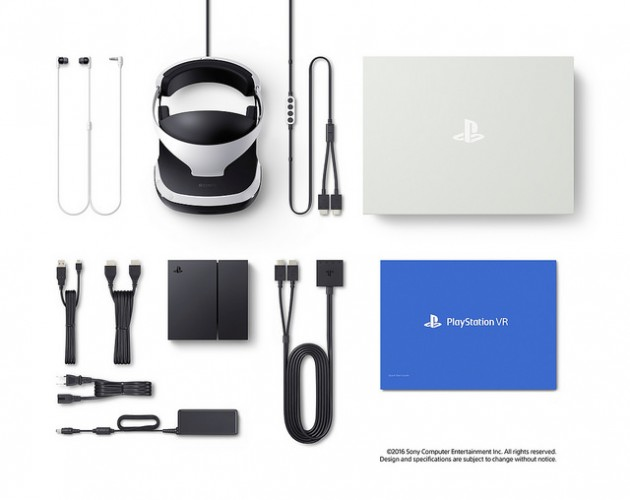 Playstation Vr What You Do And Don T Get In The Box Road To Vr