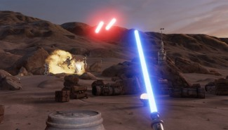See Also: Hands-on: Star Wars 'Trials on Tatooine' Let Me Wield the Iconic Lightsaber