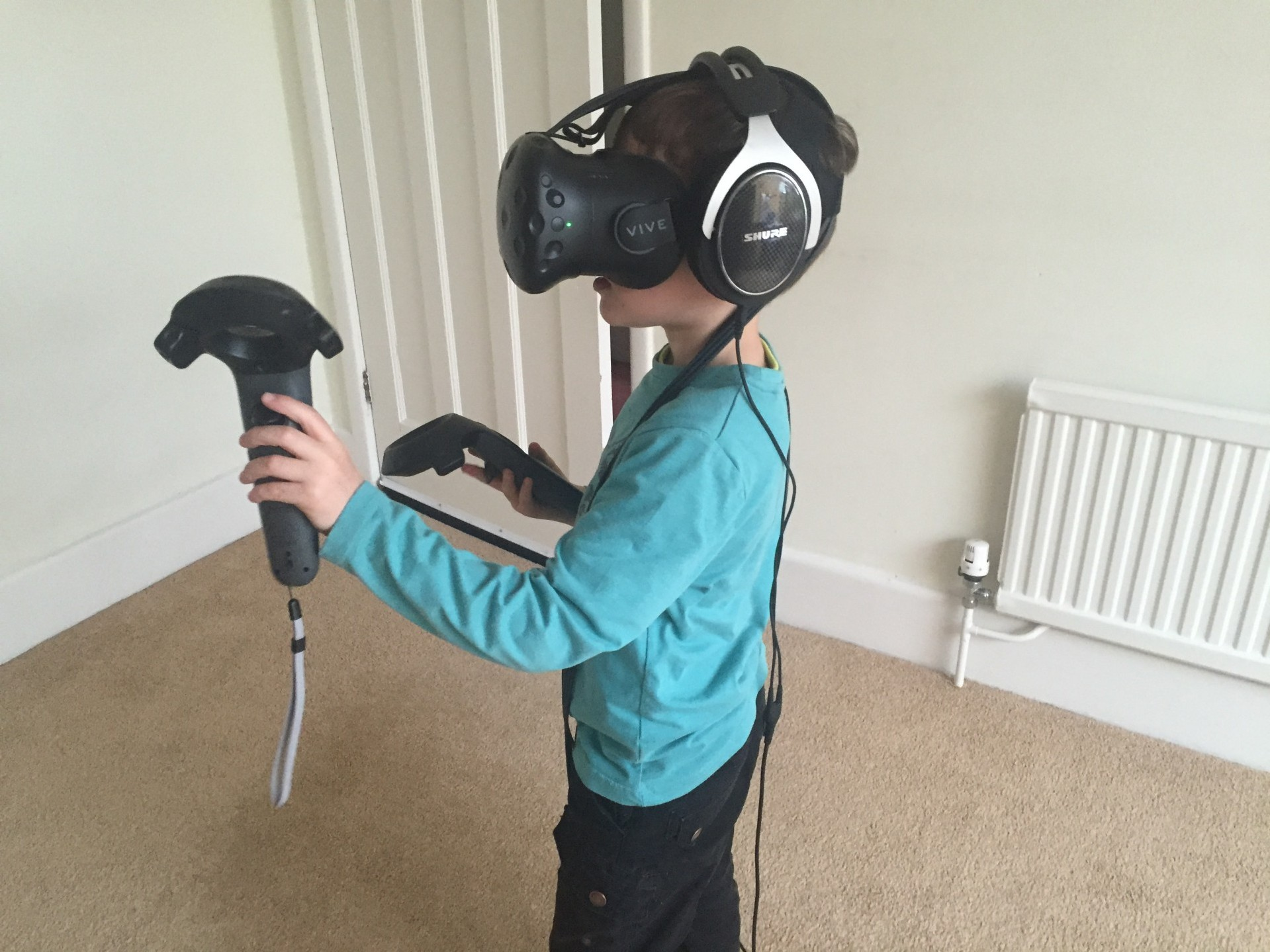 HTC Vive Review: A Mesmerising VR Experience, if You Have