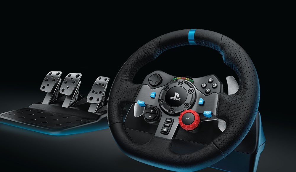 3d61b345dde Best Steering Wheel & Pedals for Newcomers to VR Sim Racing - Road to VR