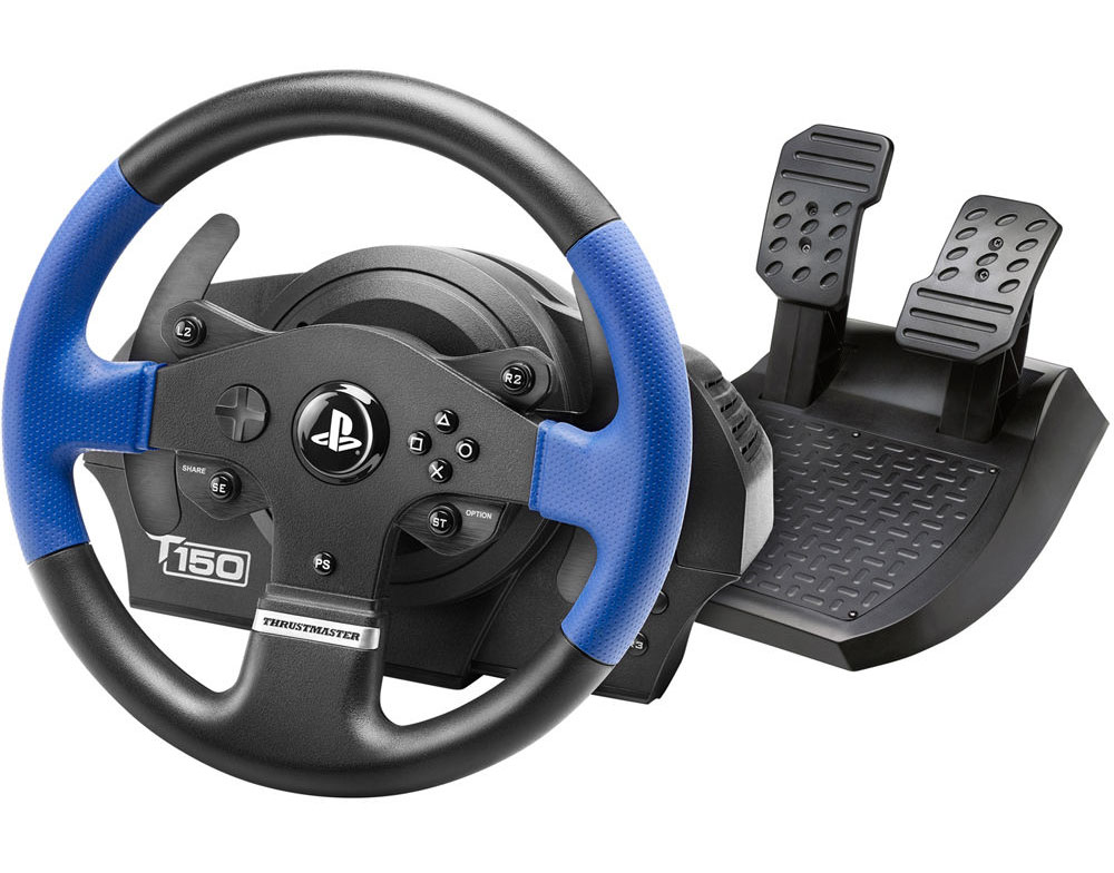 Best Steering Wheel & Pedals for Newcomers to VR Sim Racing