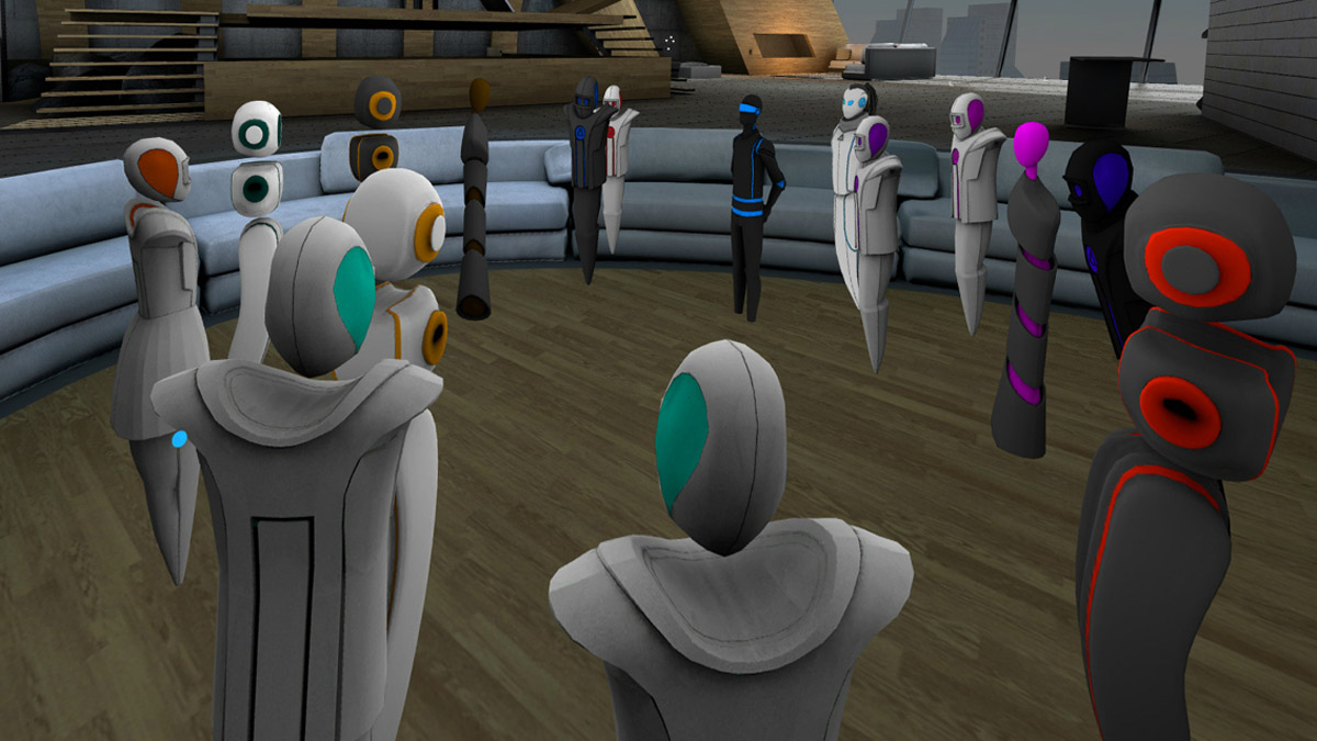 AltspaceVR's New Slack Integration Makes Team Meetings in Virtual Reality a Snap