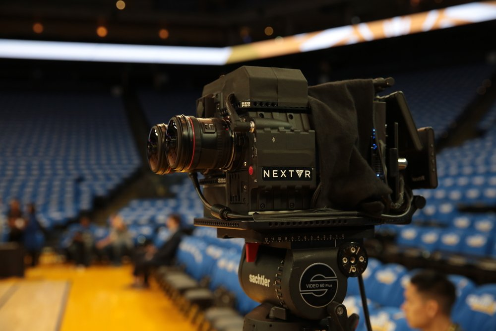 Nextvr And The Future Of Immersive Sports Live Streaming