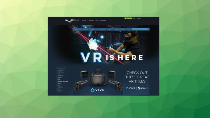 vr is here steam