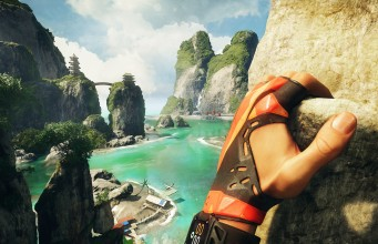 Hands-on: Crytek's 'The Climb' with Oculus Touch Feels Like an Entirely New Experience