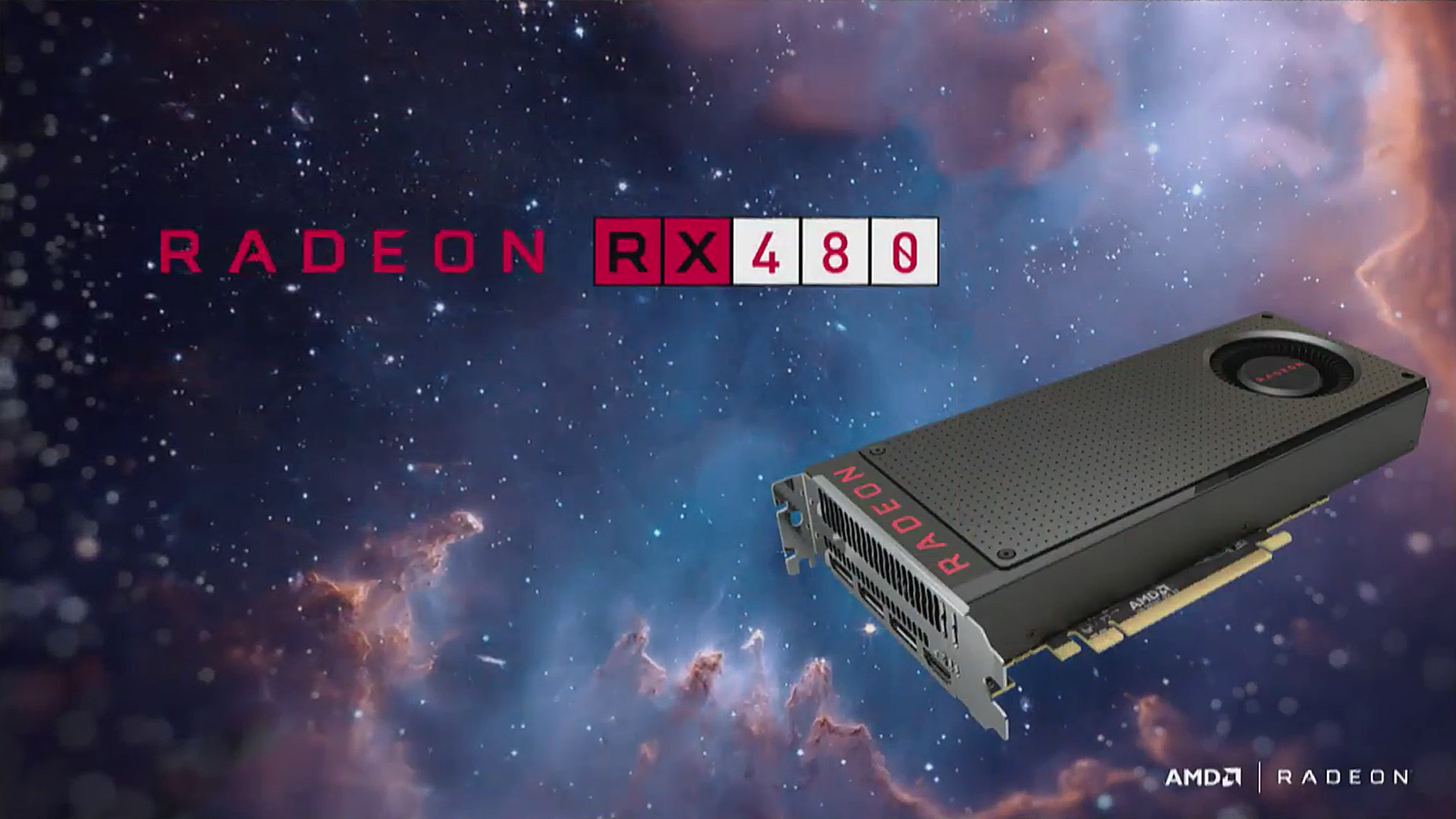 AMD Announces RX 480 GPU at $199, Specs, Release Date, and More