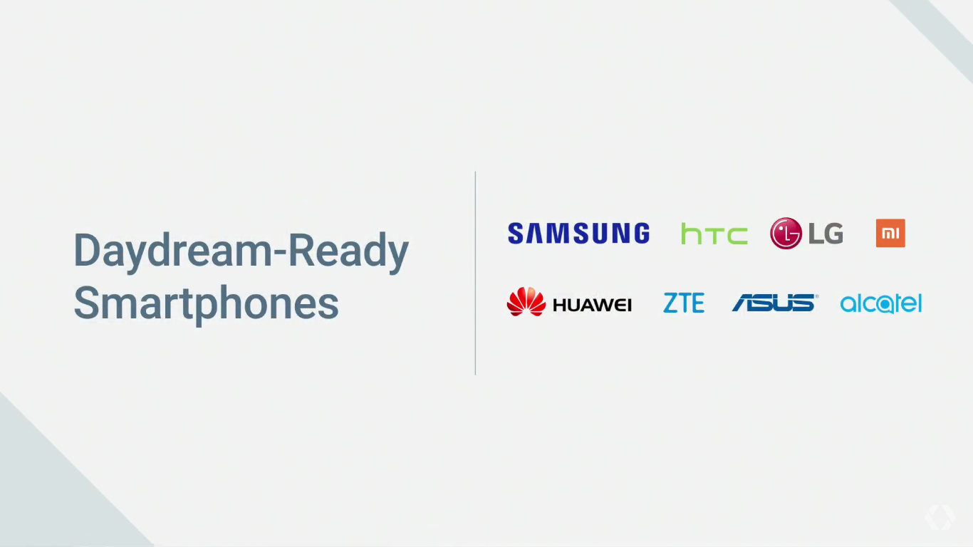 See Also: Samsung, HTC, LG, and More Bringing 'Daydream Ready' VR Phones to Android