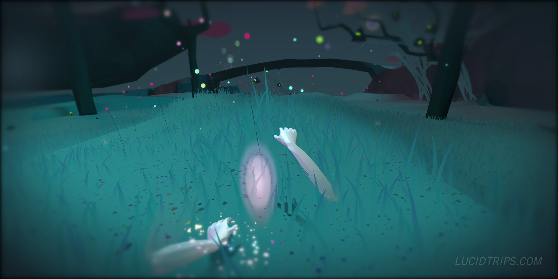 Fearless Creativity of 'Lucid Trips' is What VR Needs to Thrive