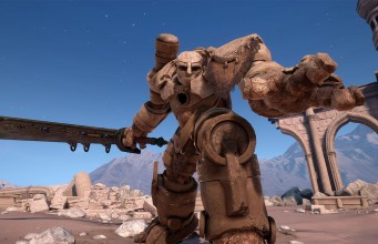 Watch: 6 Minutes of Golem Gameplay on the PlayStation VR
