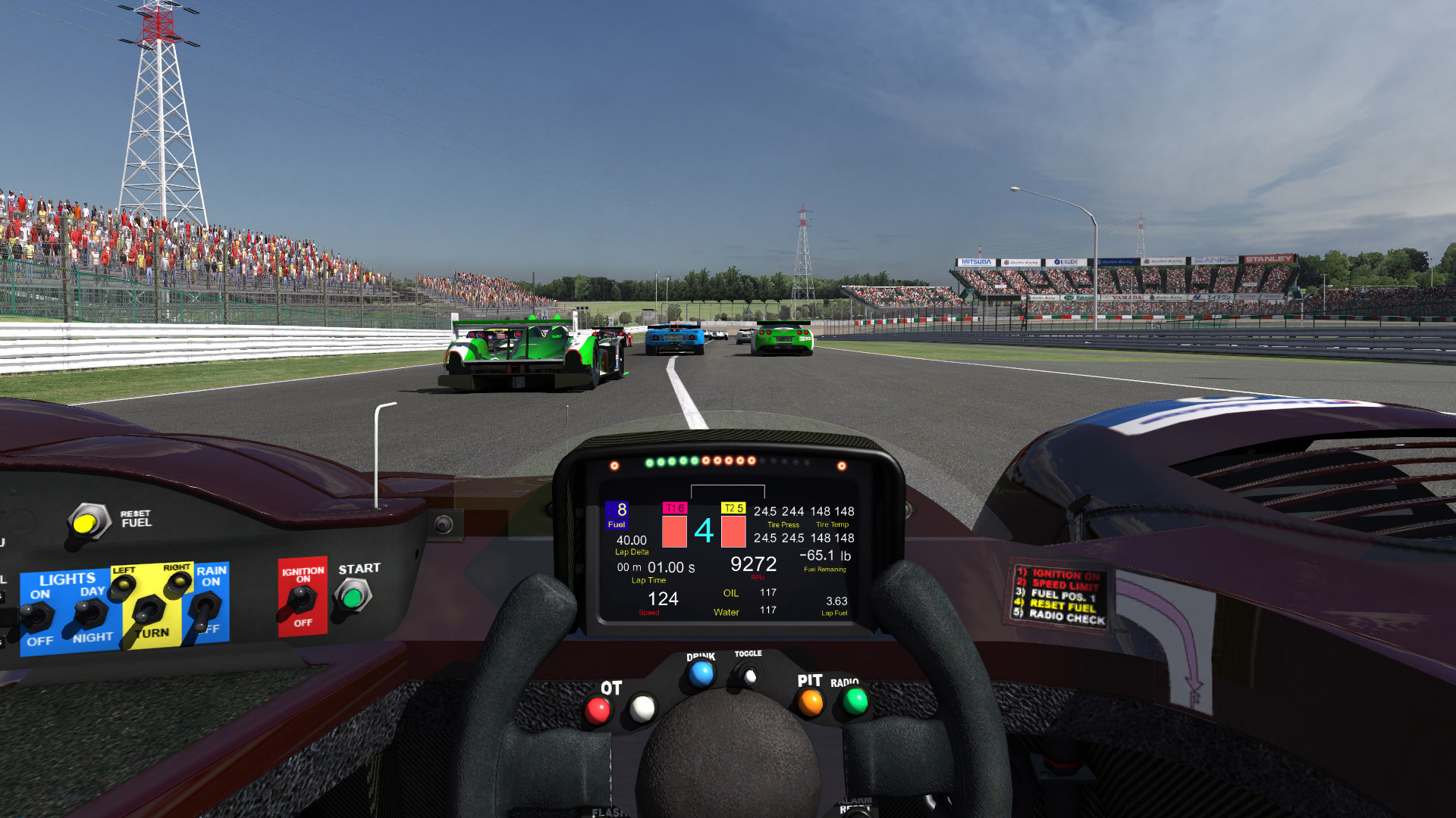'iRacing' to Add HTC Vive Support in September Update
