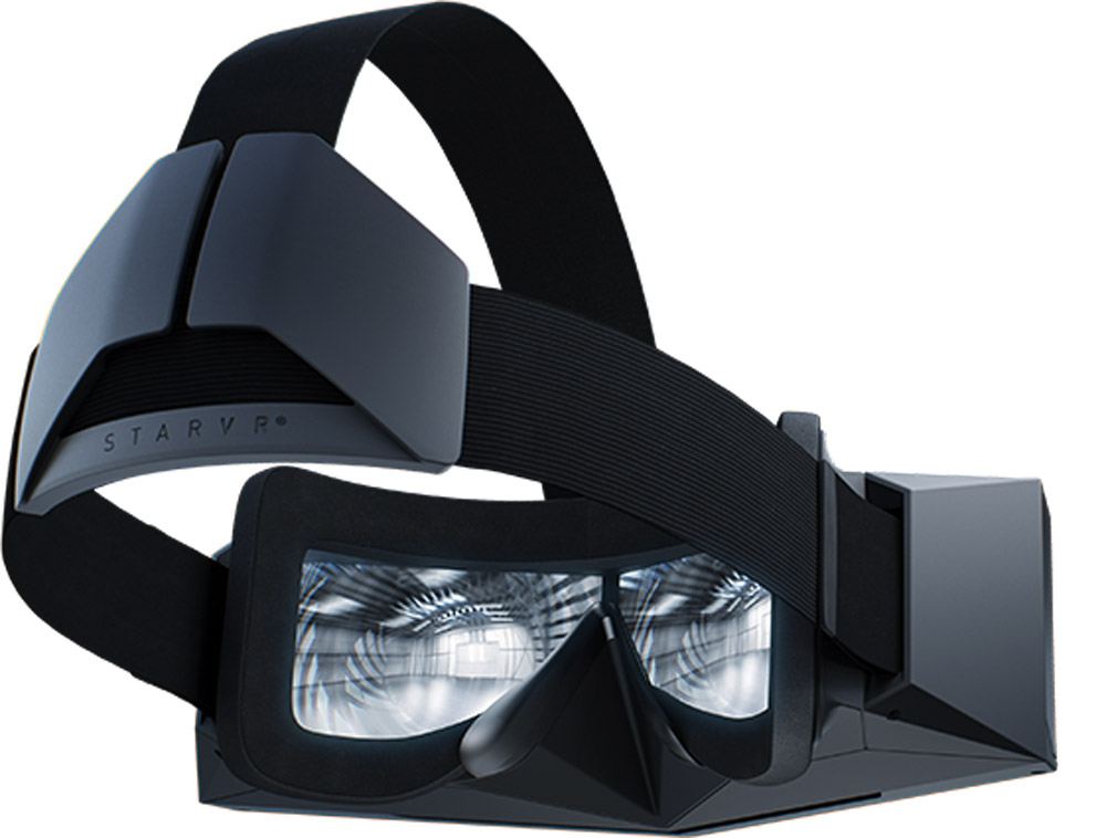 1238936cee9 StarVR Headset Prototype Will Give You Field-of-View Envy