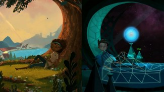 Broken Age from Double Fine Productions