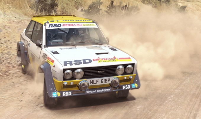 dirt rally vr is coming soon to psvr road to vr. Black Bedroom Furniture Sets. Home Design Ideas