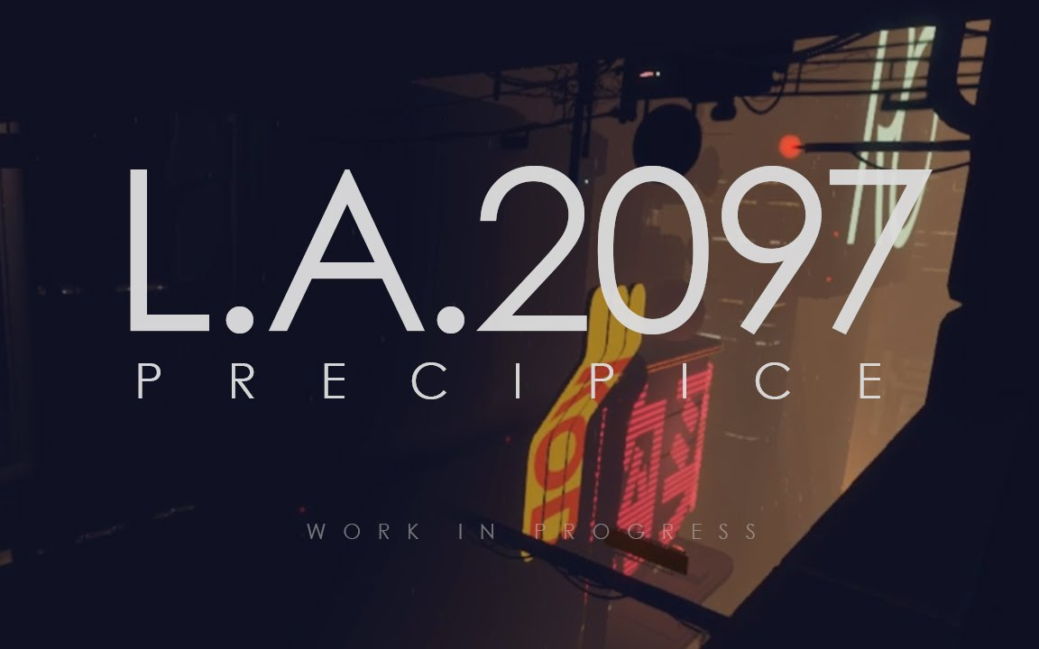 'L.A. 2097' is Your Own Little Slice of 'Blade Runner' – Road to VR