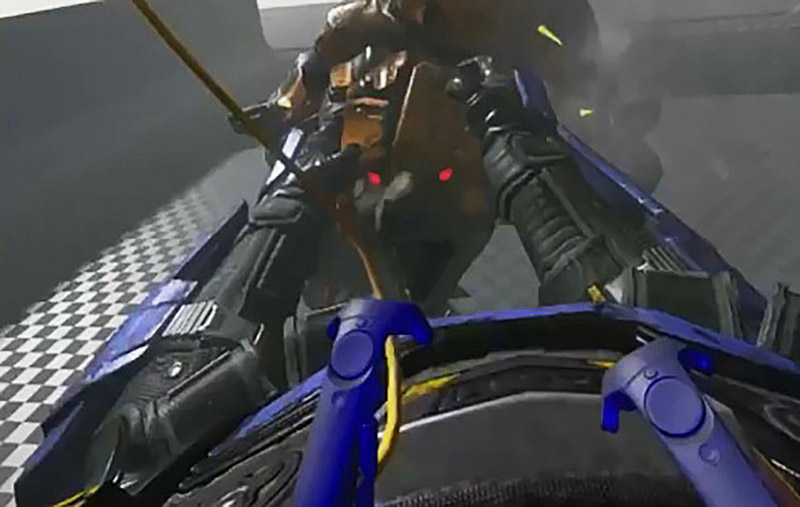 Prototype VR Robot Fighter Reminds us of 'Pacific Rim' in the Best Possible Way – Road to VR