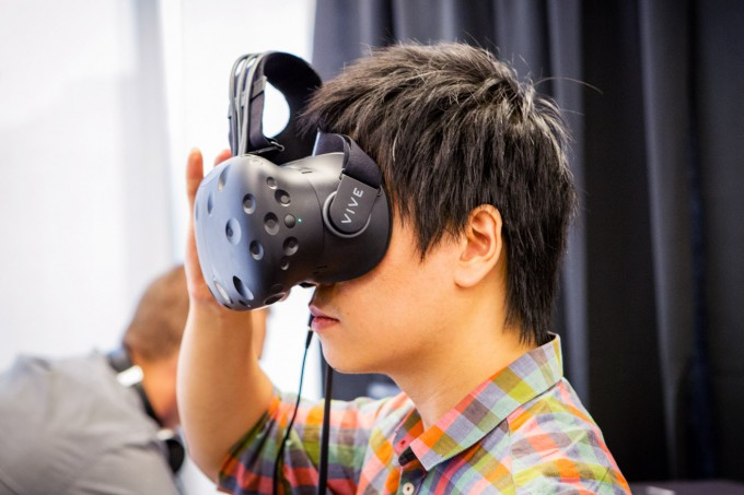 htc vive viacom summer vr fellowship nyc medialab