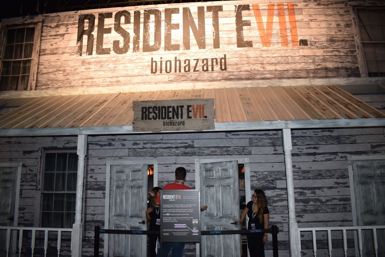 Hands On Capcom S Resident Evil Kitchen Demo Is
