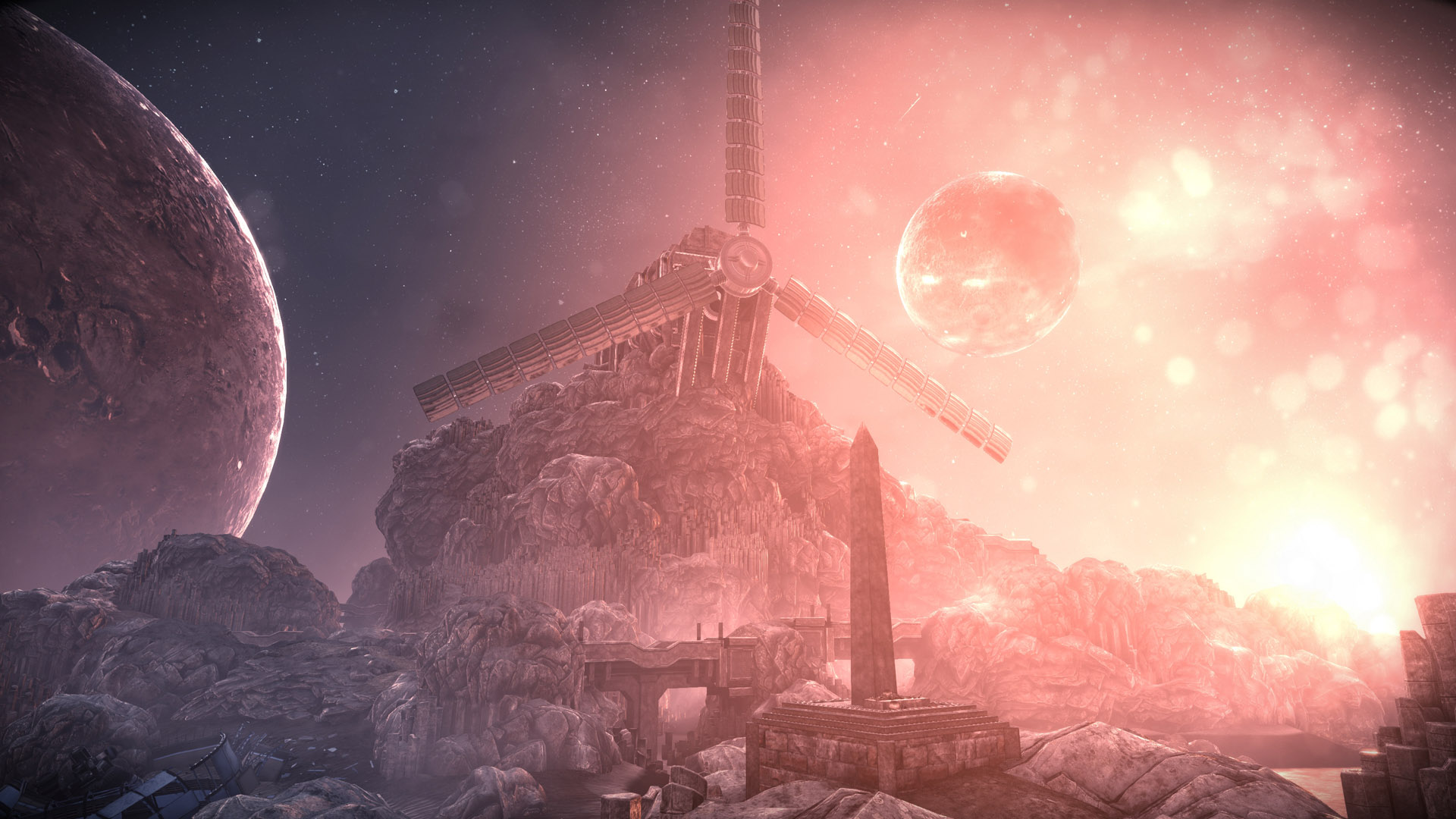 Image result for The solus project playstation vr