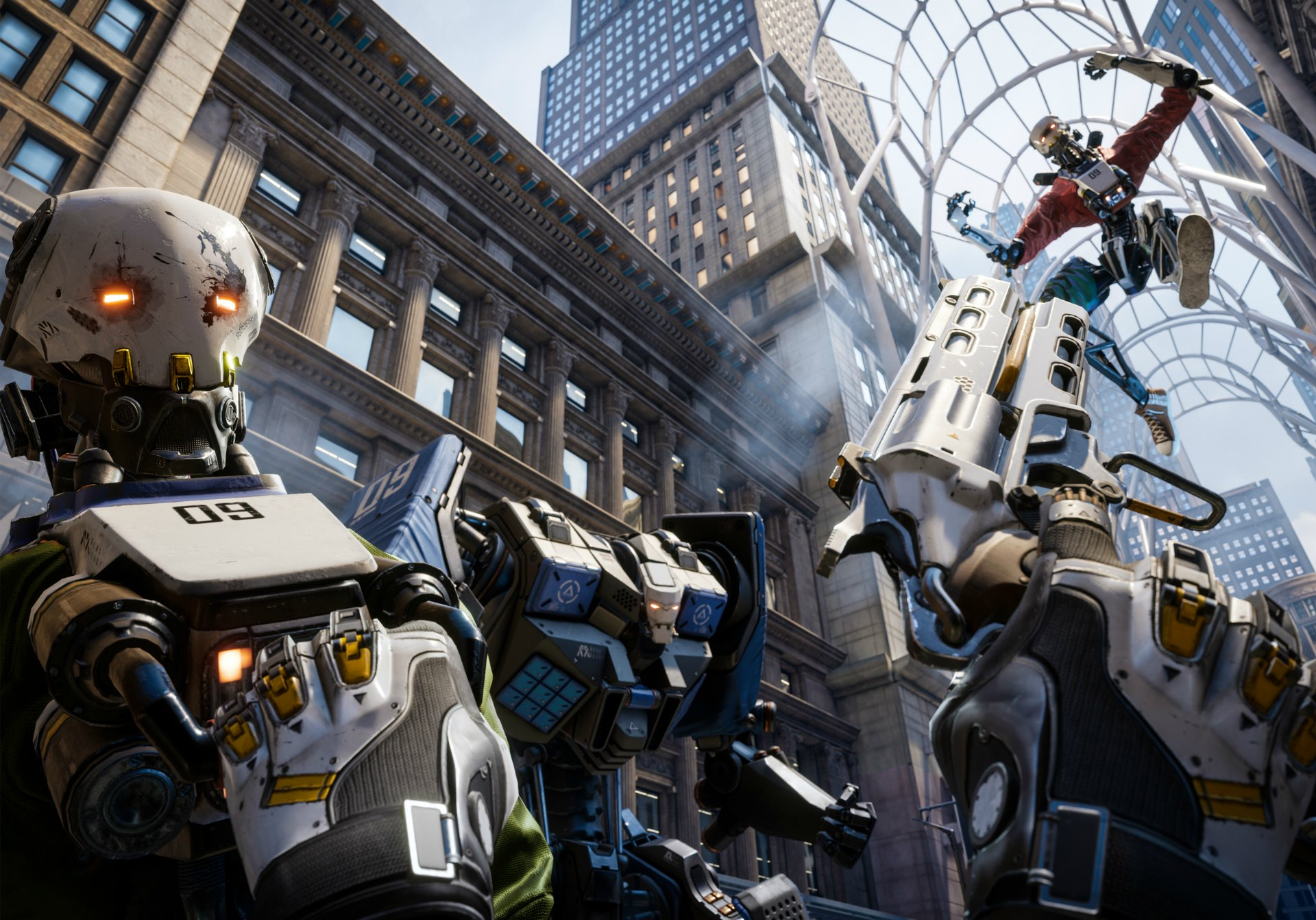 Hands-on: Epic's New Action-packed 'Robo Recall' FPS is