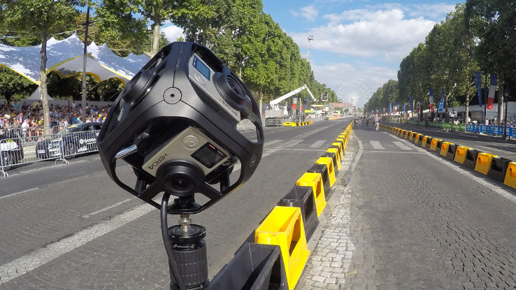 Choosing the Right 360 VR Camera – Road to VR