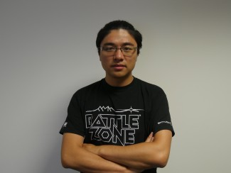 Guest Article by Sun He, Lead artist on Battlezone – performing magic in 3D!