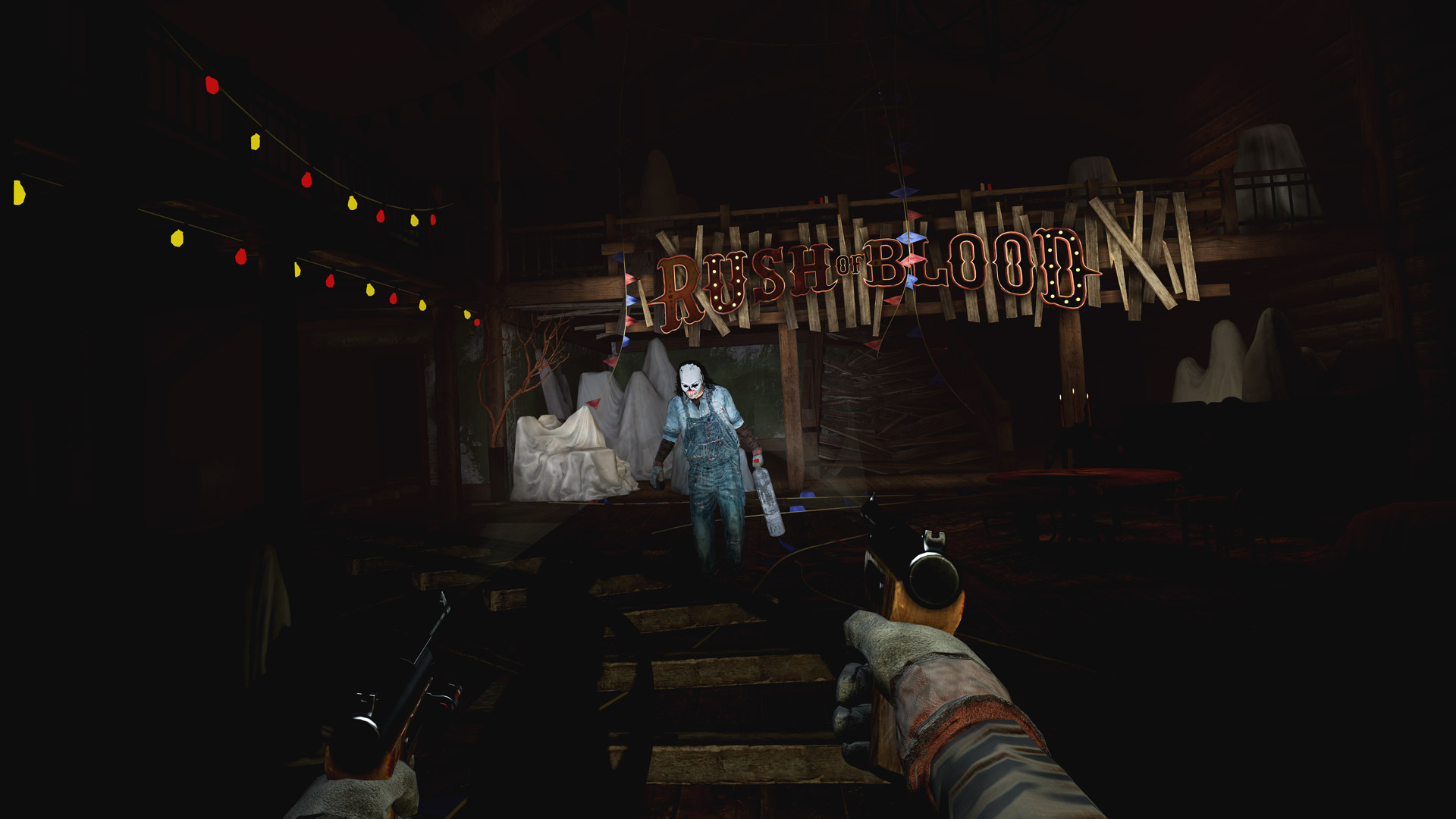 7274b41bd529 Until Dawn  Rush of Blood  Review – Road to VR