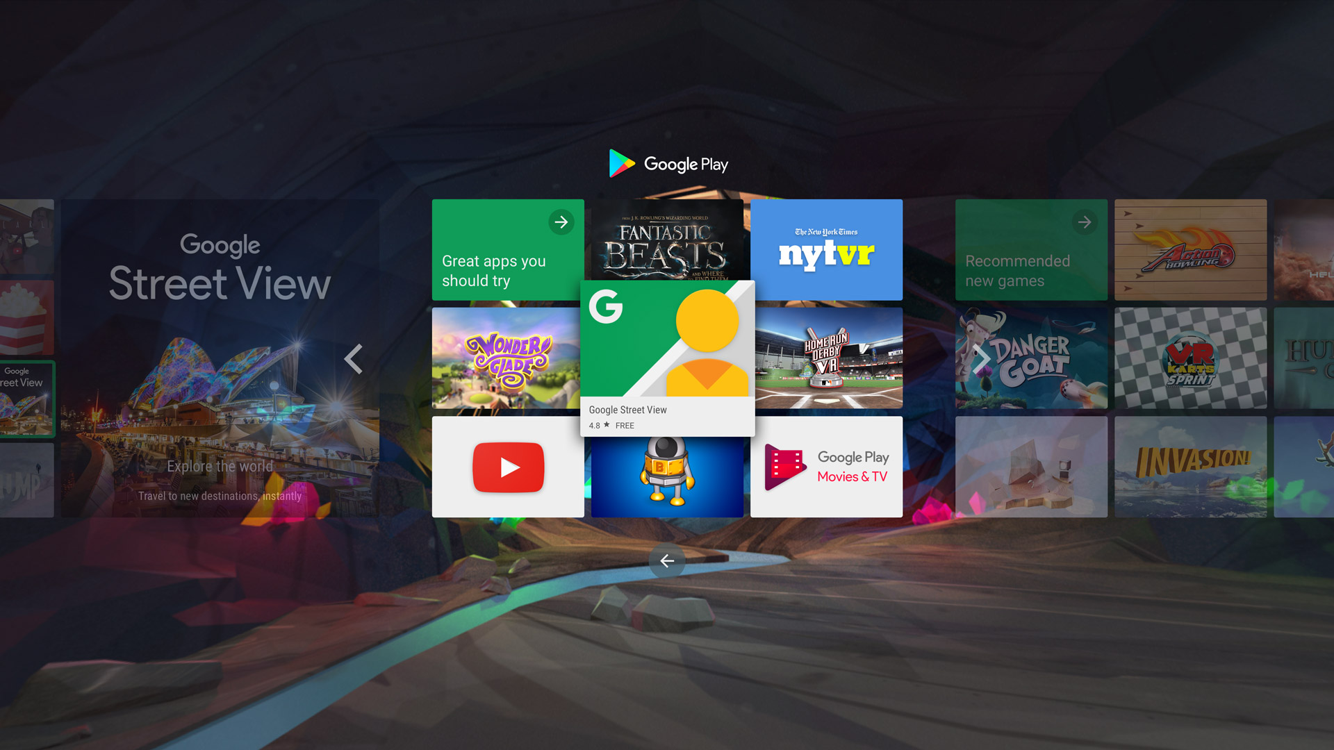 Latest Chrome Update Lets Google Daydream Users Easily Browse the Web in VR