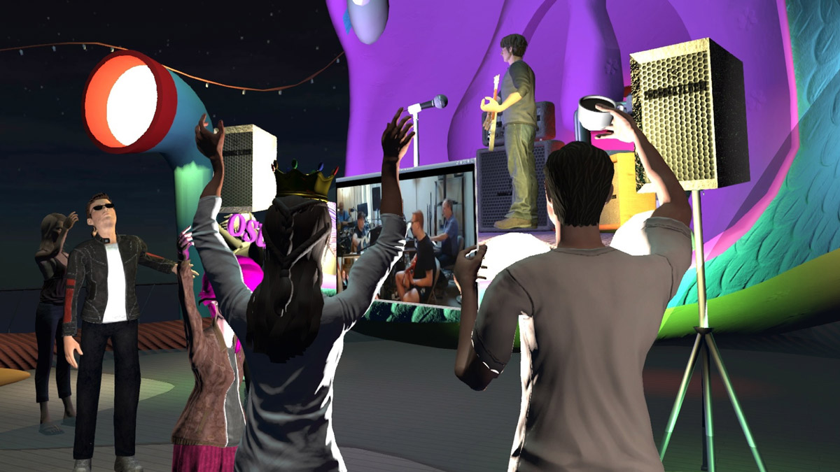 VR Metaverse Company High Fidelity Raises $22 Million in New Funding
