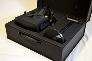 The Final Oculus Rift consumer edition