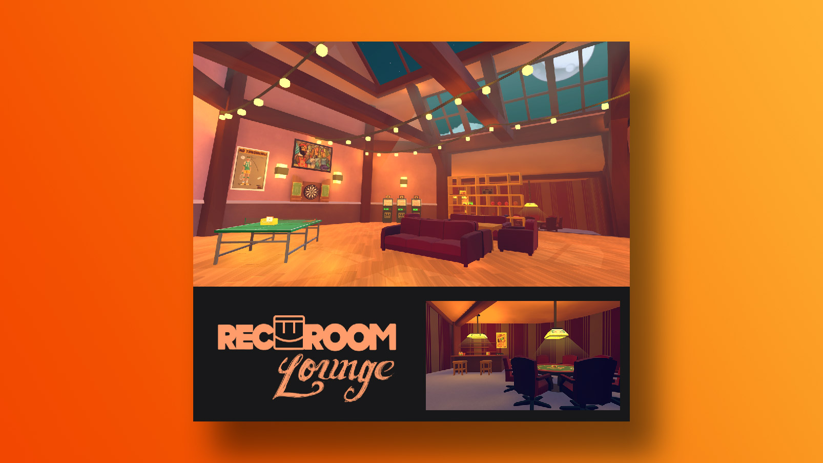 Rec Room\' Update Adds Private Lounge Space and Invite-Only ...