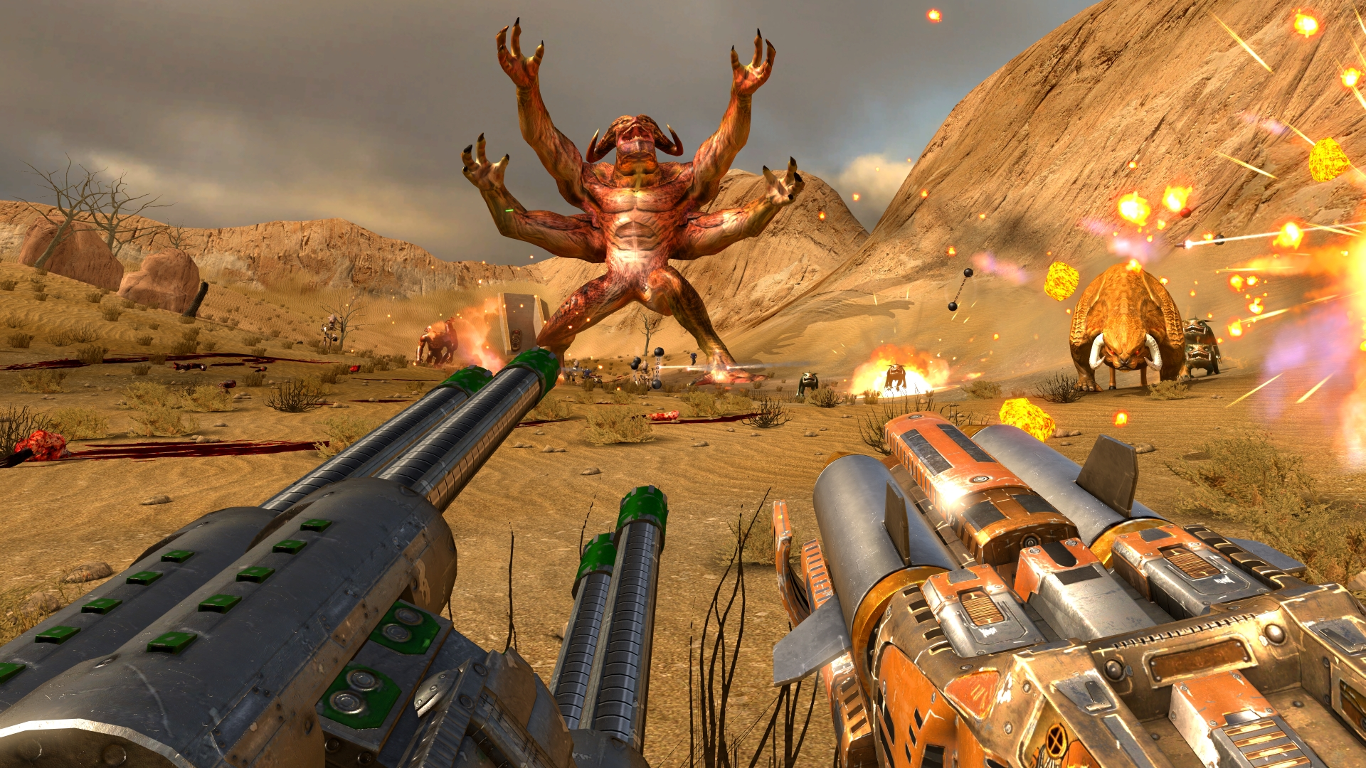 serious sam gamecube