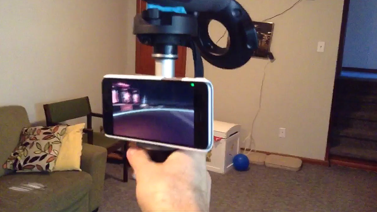 Smart Solution Makes Handheld Vr Cinematography Easy With