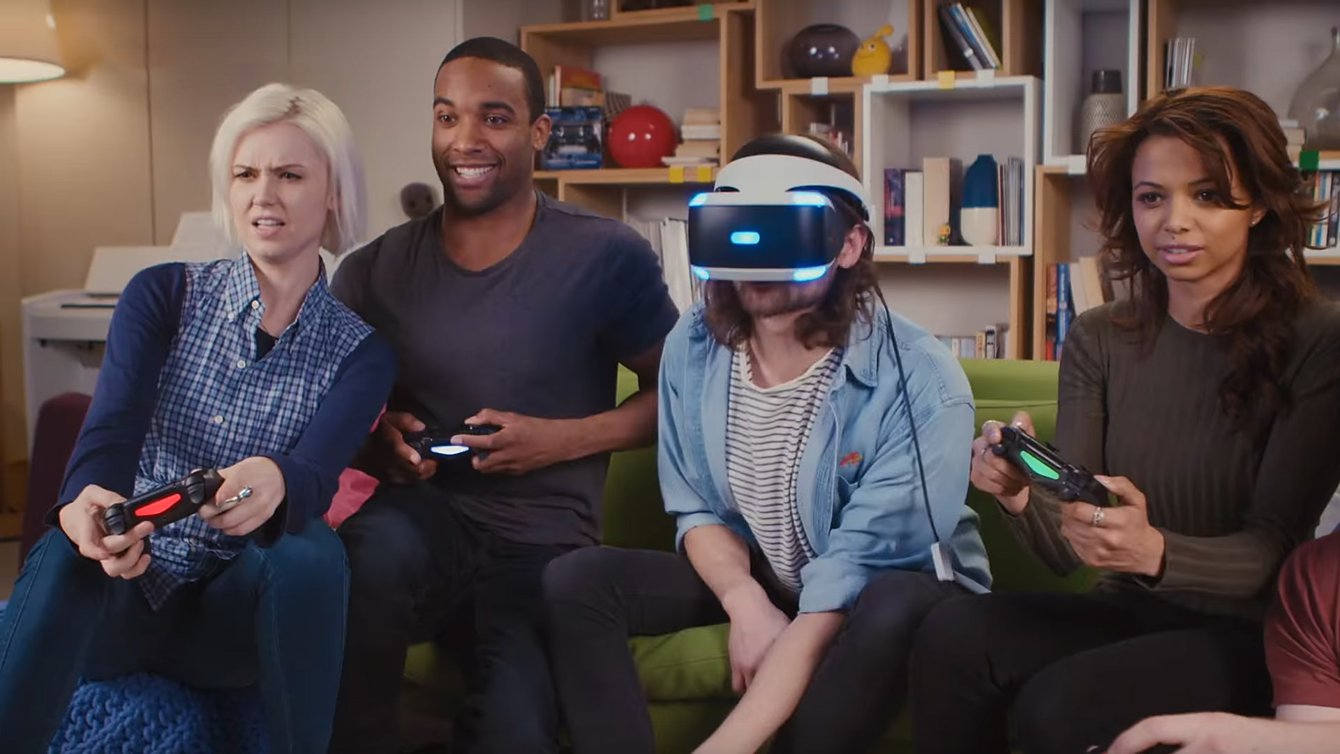 3 great vr party games to play with friends and family this holiday