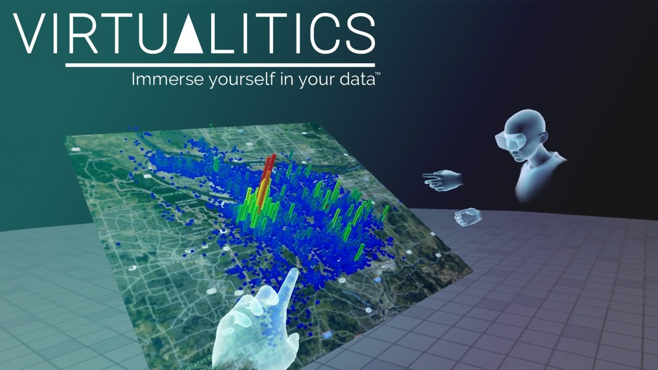 NASA & Caltech Leaders Aim to Revolutionise Big Data Visualization with VR