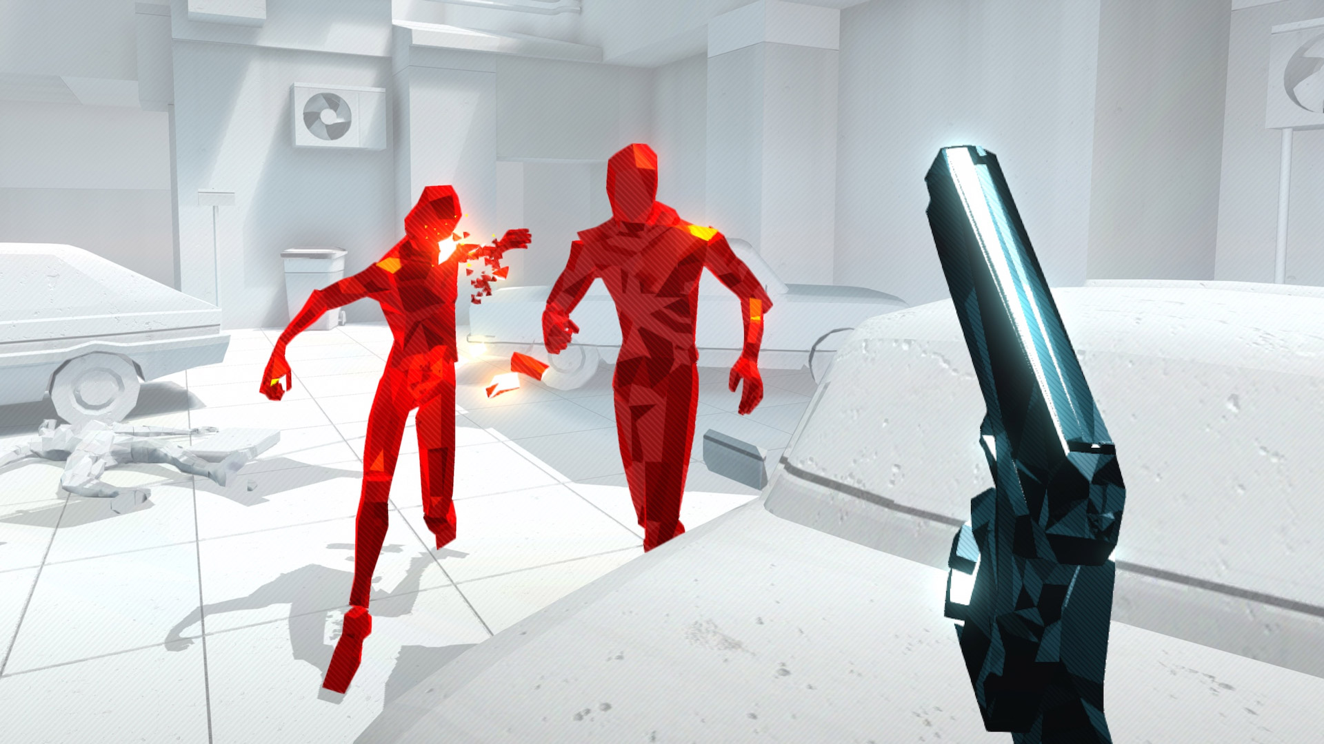 'Superhot VR' Has Now Generated More Revenue Than The Original PC Game