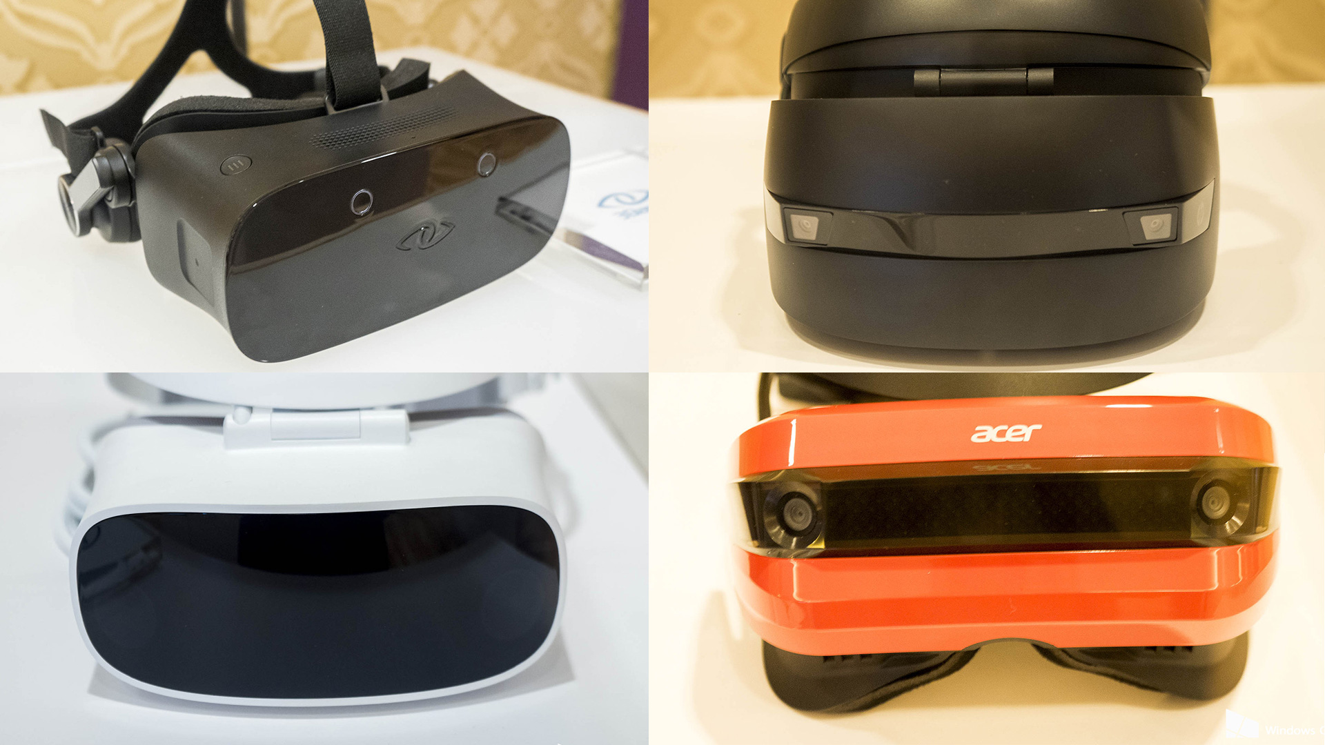 404774b7185c First Look at Windows Holographic VR Headsets from Dell