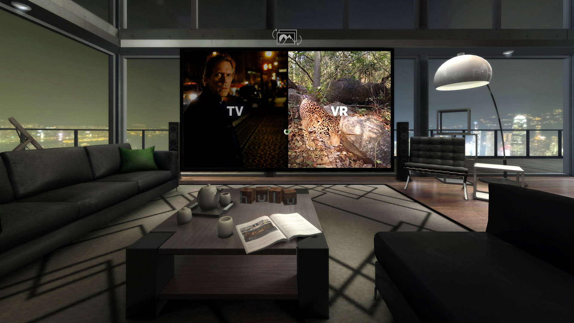 Hulu Beats Netflix to Social Viewing in VR on Gear VR – Road
