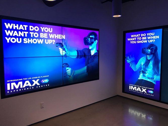 Photo courtesy IMAX