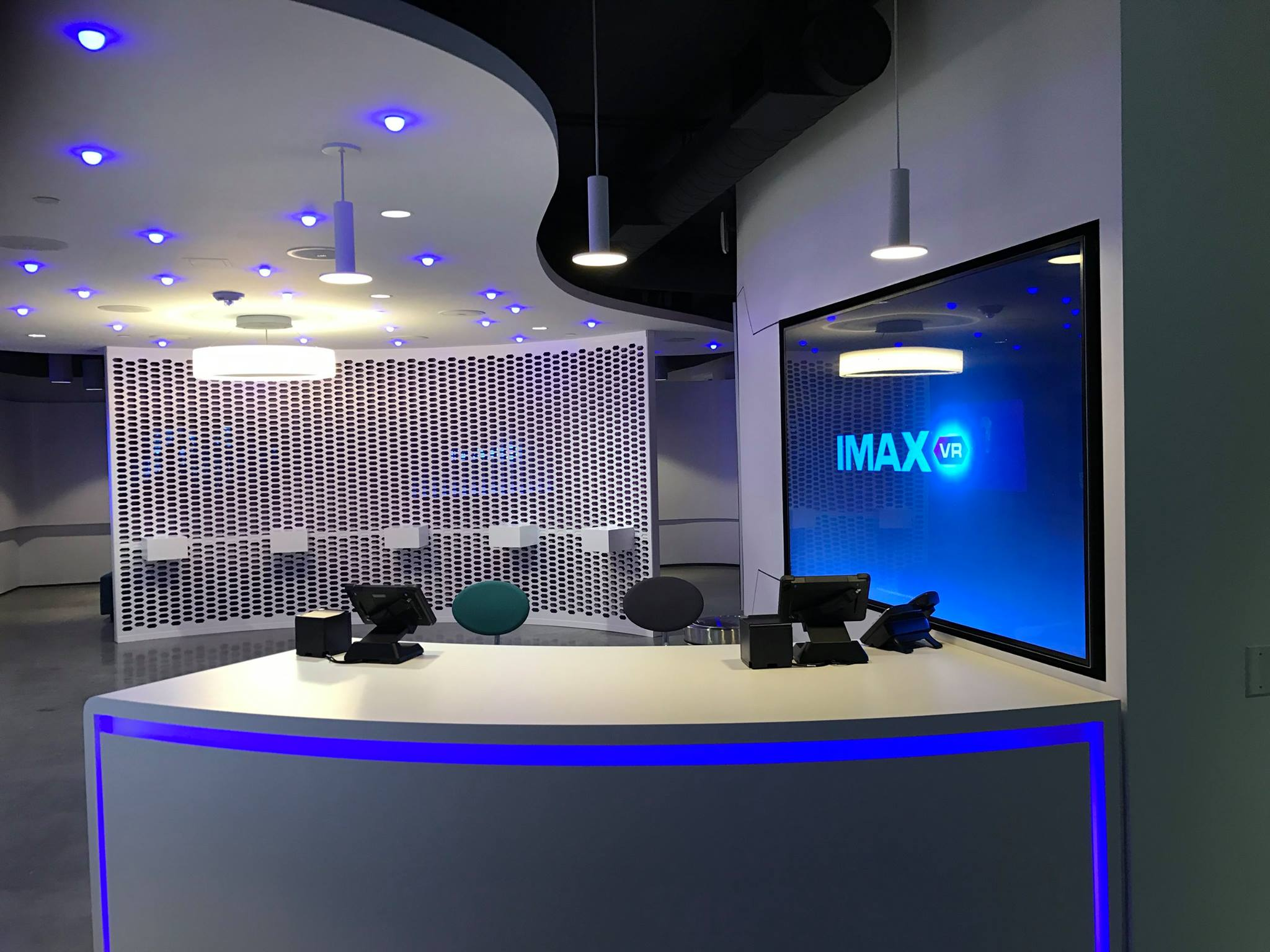 Inside the First IMAX VR Experience Centre – Road to VR