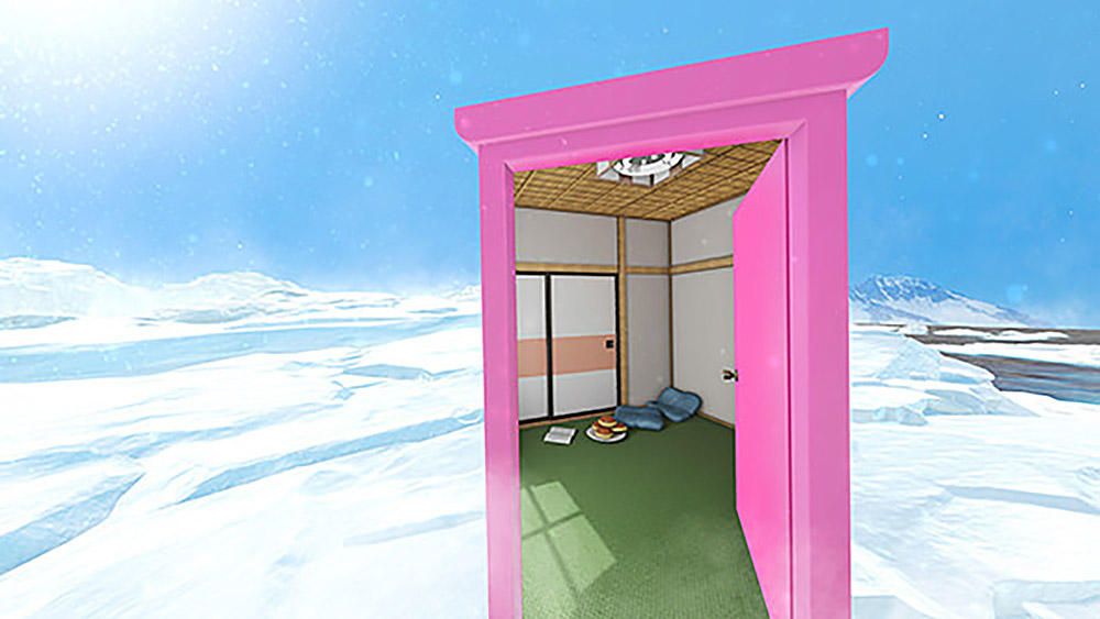 Doraemon-Anywhere-Door-vr-4  sc 1 st  Road to VR & Doraemon u0027Anywhere Dooru0027 Uses Simple Props for a Brilliant VR ... pezcame.com