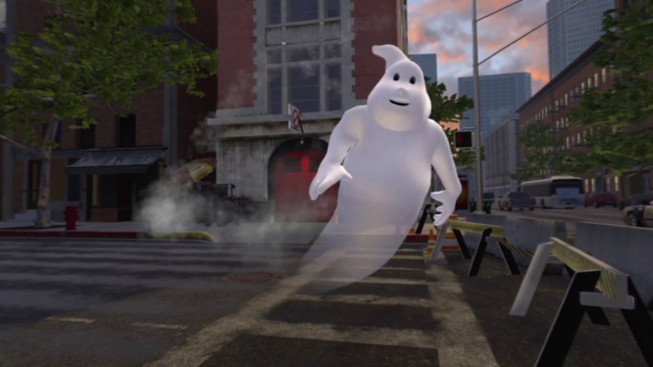 'Ghostbusters VR' Experience Comes to PSVR, from Makers of Acclaimed 'The Walk' Demo – Road to VR