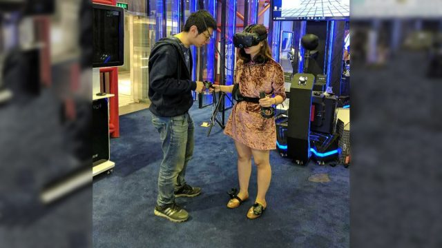 HTC Releases Full Body Tracking Code for Use with Vive and