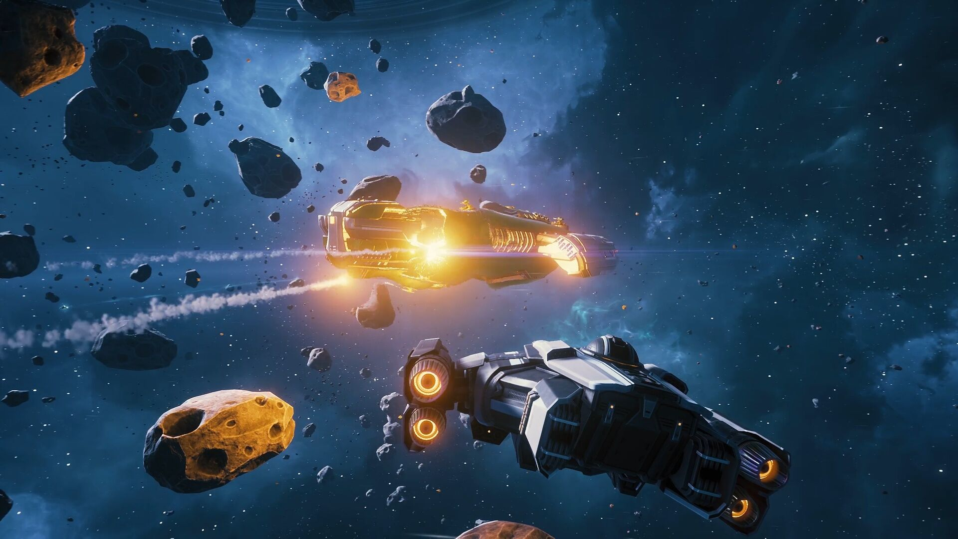 First Look: 'Everspace' is a Stunning VR Space Shooter That