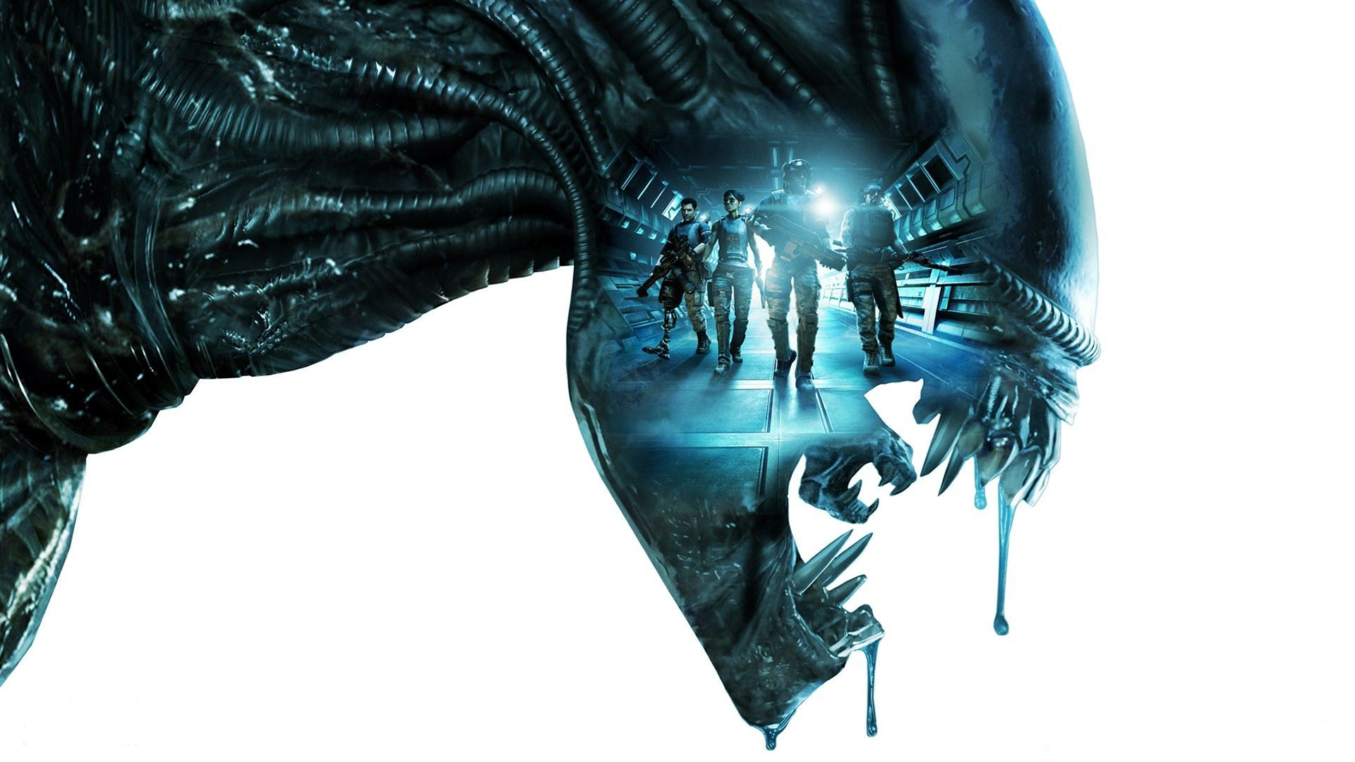 new alien multiplayer free roaming vr experience in development by