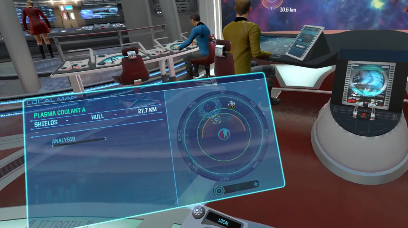 Star Trek: Bridge Crew' Review – Road to VR