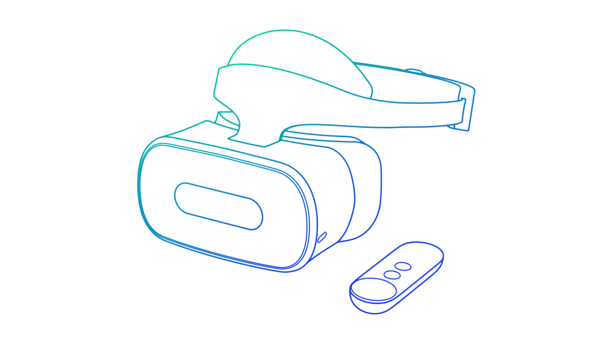 hands on google s standalone daydream headset prototype with