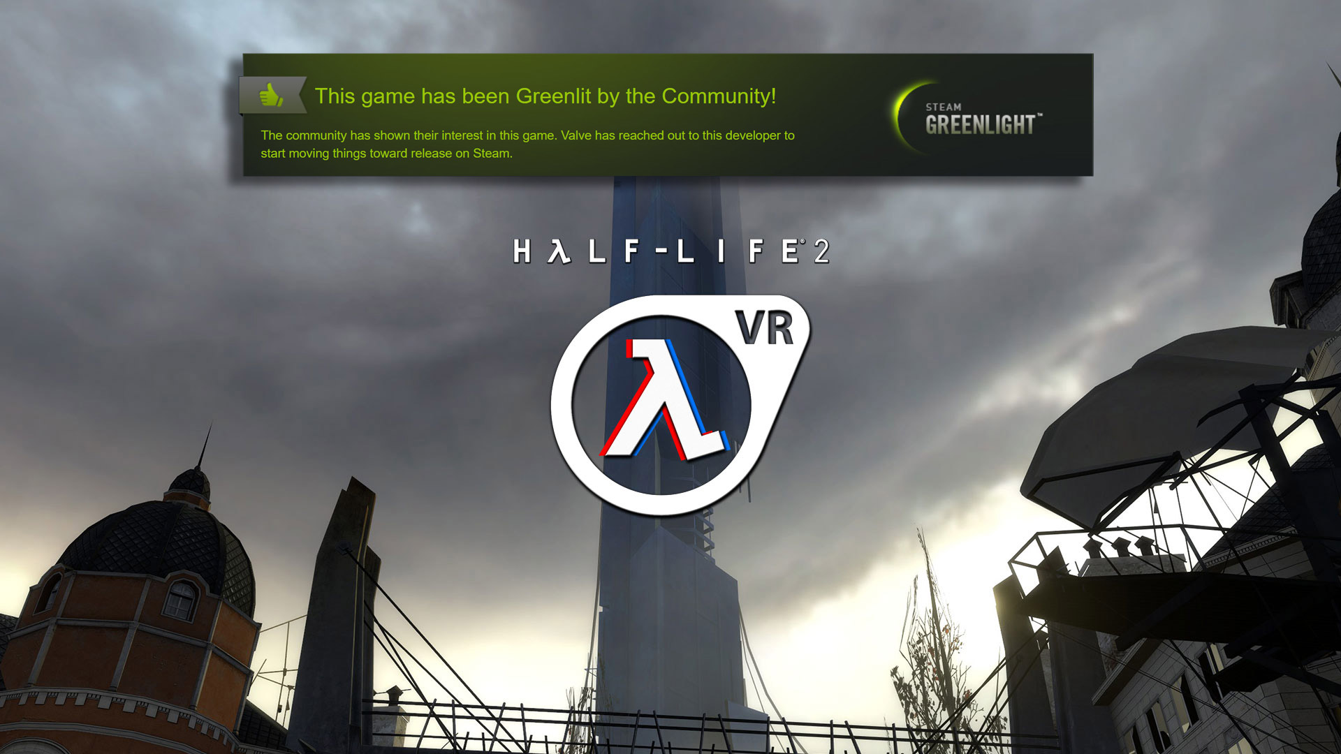 Remastered 'Half-Life 2' Coming to Vive & Rift with VR